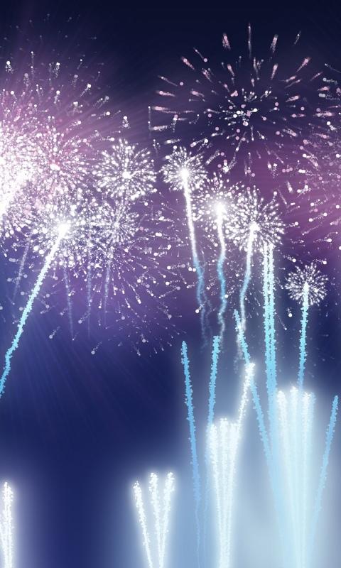 Fireworks Windows Phone Wallpaper