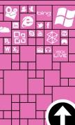 Metro Lock Pink
