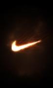 Fire Nike Logo
