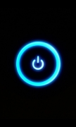 Power off Logo