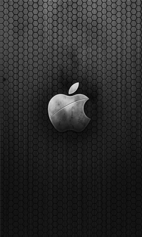 Apple Metal Windows Phone Wallpaper