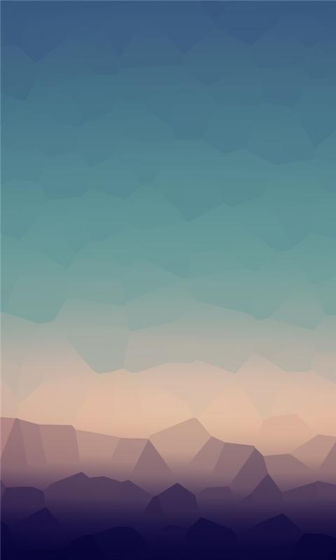 Sky color Windows Phone Wallpaper