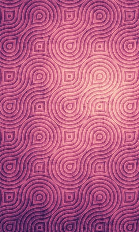 Purple Pattern Windows Phone Wallpaper
