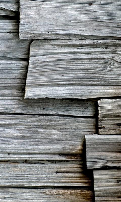 Gray Wood Windows Phone Wallpaper