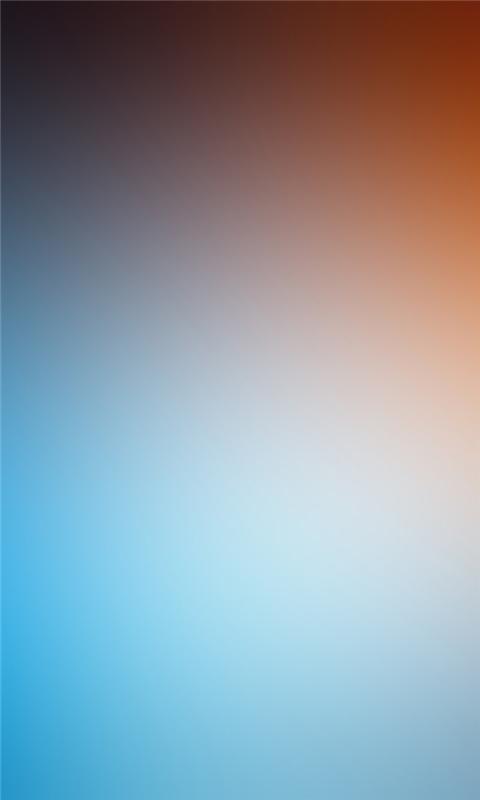 Blurry Colors Windows Phone Wallpaper