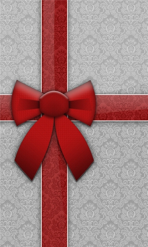 Gift Wrap Windows Phone Wallpaper