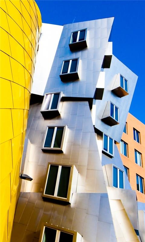 Frank Gehry Windows Phone Wallpaper