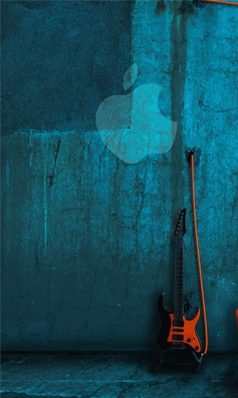 Apple Music Room Windows Phone Wallpaper