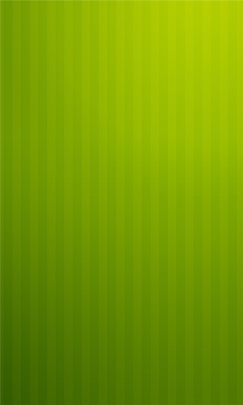 Green Stripe Windows Phone Wallpaper