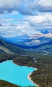 Canada Blue Lake