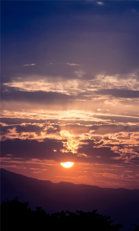 Sun Windows Phone Wallpaper