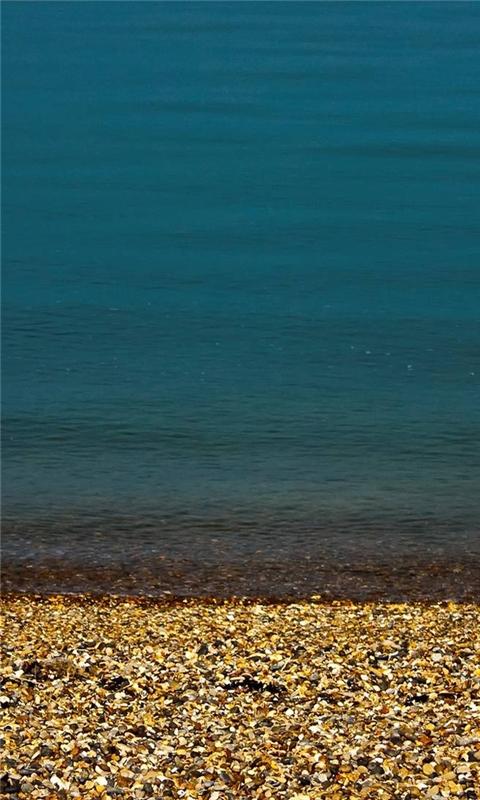 Shoreline Windows Phone Wallpaper
