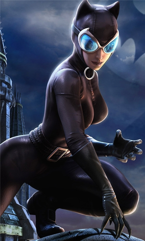 Catwoman Windows Phone Wallpaper