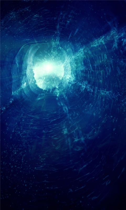 Light water Windows Phone Wallpaper