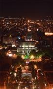 Armenia Yerevan At Night
