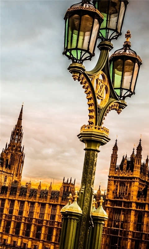Westminster Palace London Windows Phone Wallpaper