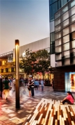 Shopping area in beijing