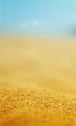 Sand Depth Of Field
