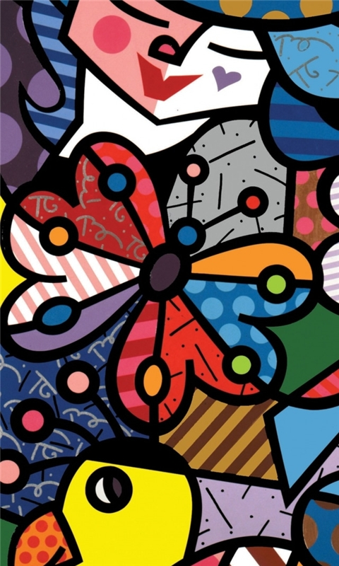 Art 15 Windows Phone Wallpaper