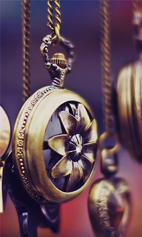 Pocket Watches Windows Phone Wallpaper