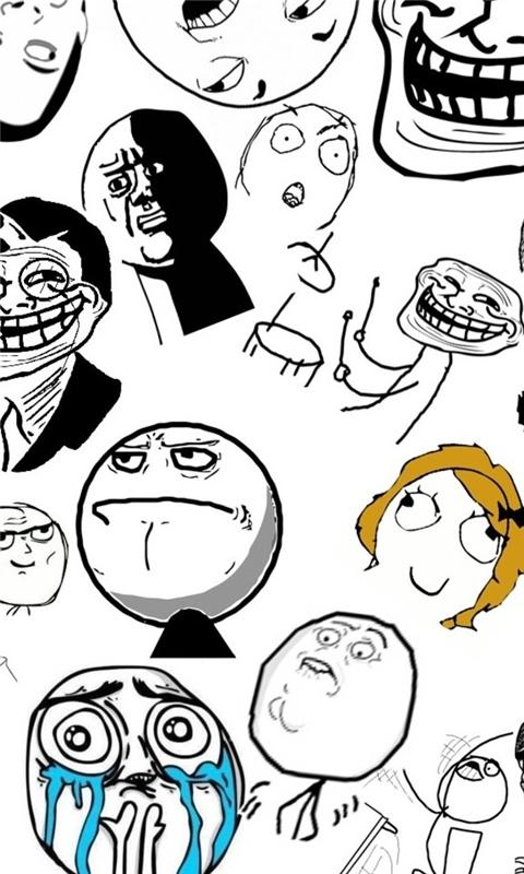 Meme Compilation Windows Phone Wallpaper