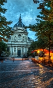 France streetscape