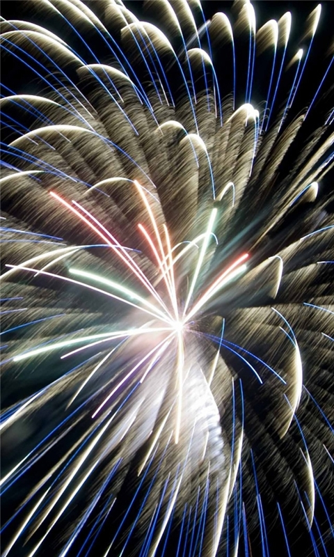 Fireworks Hdr Windows Phone Wallpaper