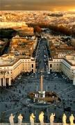 Vaticani Piazza San Pietro