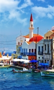 Beautiful Greece Corner