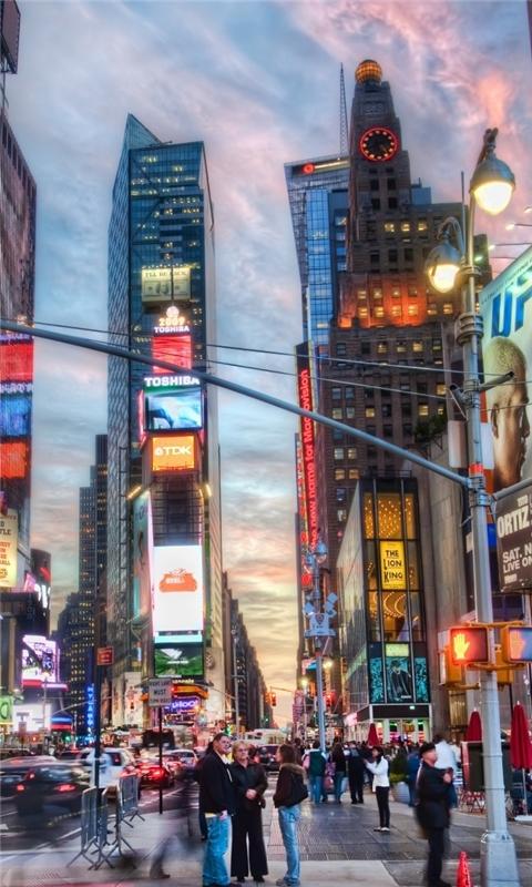 New York City Travel Windows Phone Wallpaper