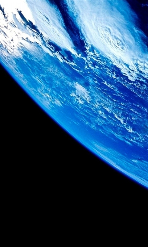 Our Blue Planet Windows Phone Wallpaper