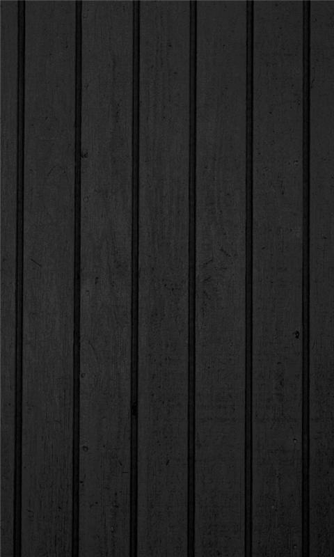 Black Wood Textures Windows Phone Wallpaper