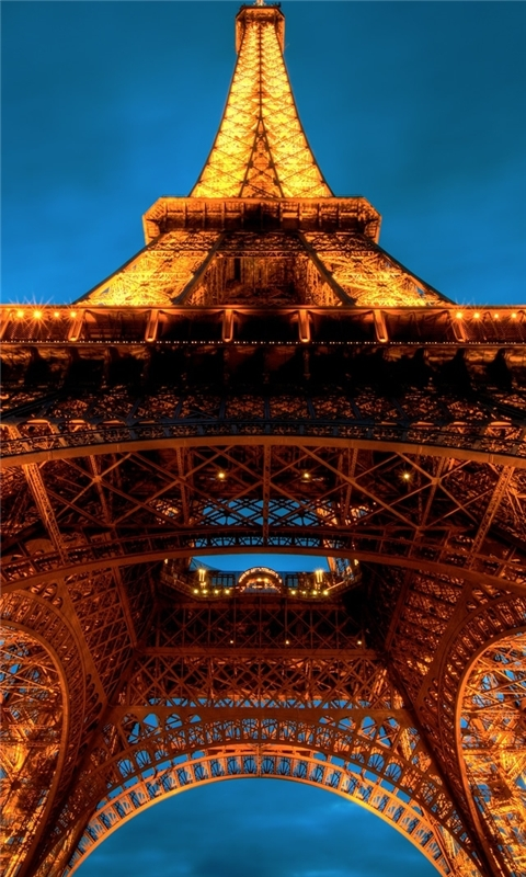 La Tour Eiffel Windows Phone Wallpaper