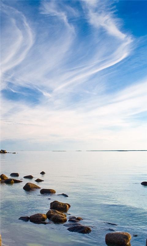 Island of Rakin Kotk Windows Phone Wallpaper