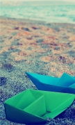 Paper Boats Origami