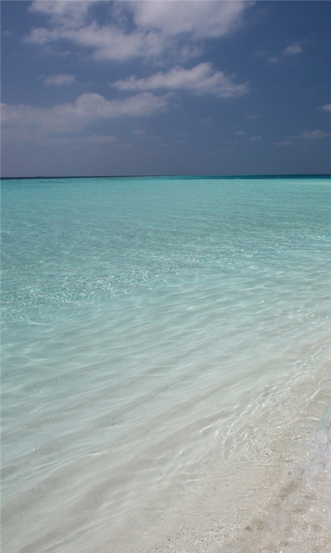 Maldivian Windows Phone Wallpaper