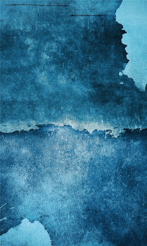 Blue Stains Windows Phone Wallpaper