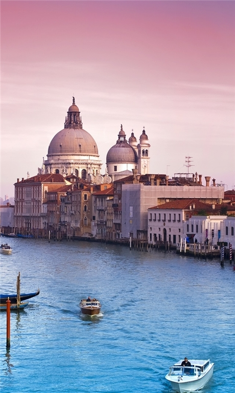 Beauty Of Venice Windows Phone Wallpaper