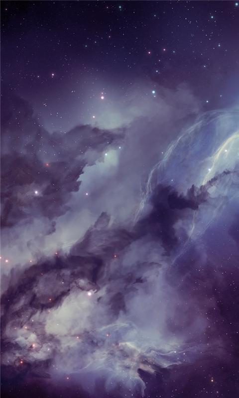 Nebula Windows Phone Wallpaper