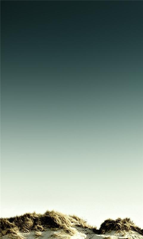 Sand Grass Windows Phone Wallpaper