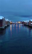 Trondheim polar nacht