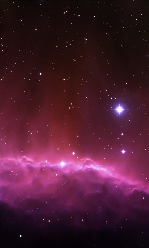 Horsehead Nebula Windows Phone Wallpaper