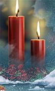 Red Candles 2