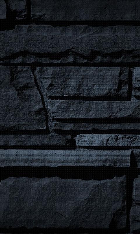 Stone Bricks Windows Phone Wallpaper