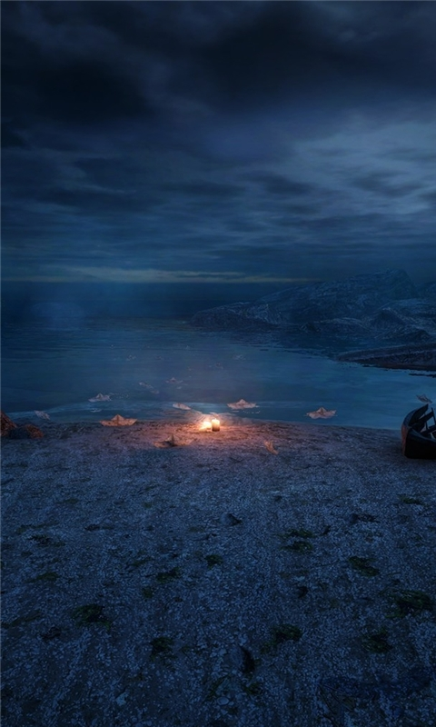Dear Esther Windows Phone Wallpaper