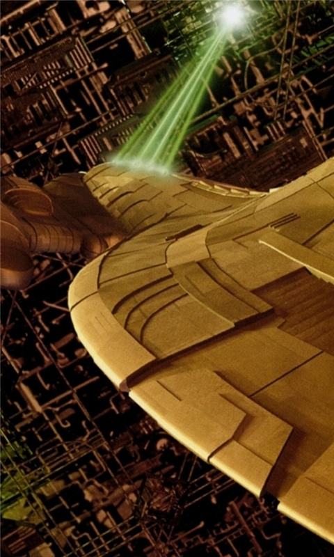 Star Trek The Borg Windows Phone Wallpaper