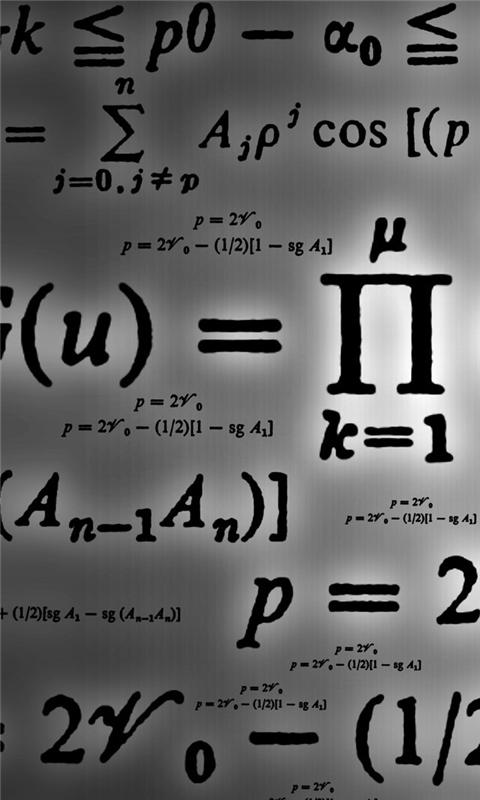 Math Windows Phone Wallpaper