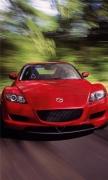 Mazda RX 8 front angle