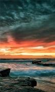 Multicolor Shore