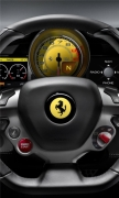 2010 Ferrari 458 Italia Steering Wheel
